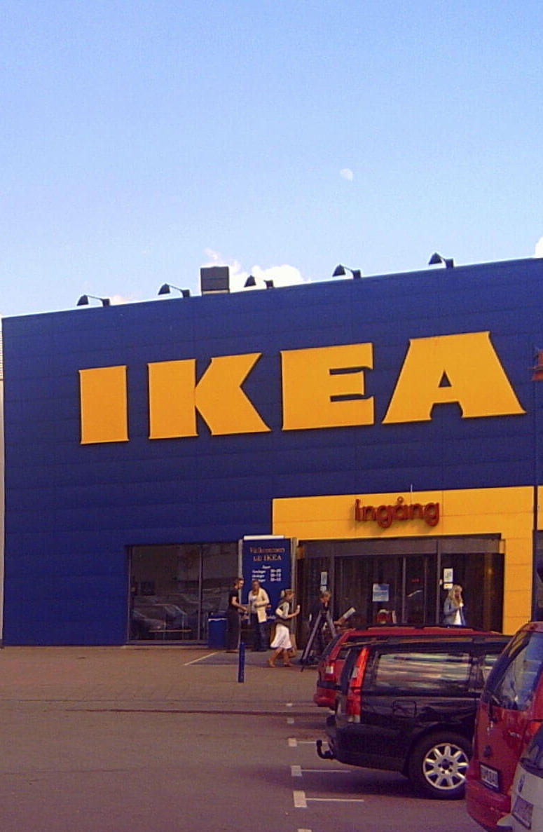 IKEA is a world leader in sustainability