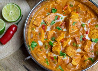 Make a Super Creamy Curry With This Vegan Makhani Recipe