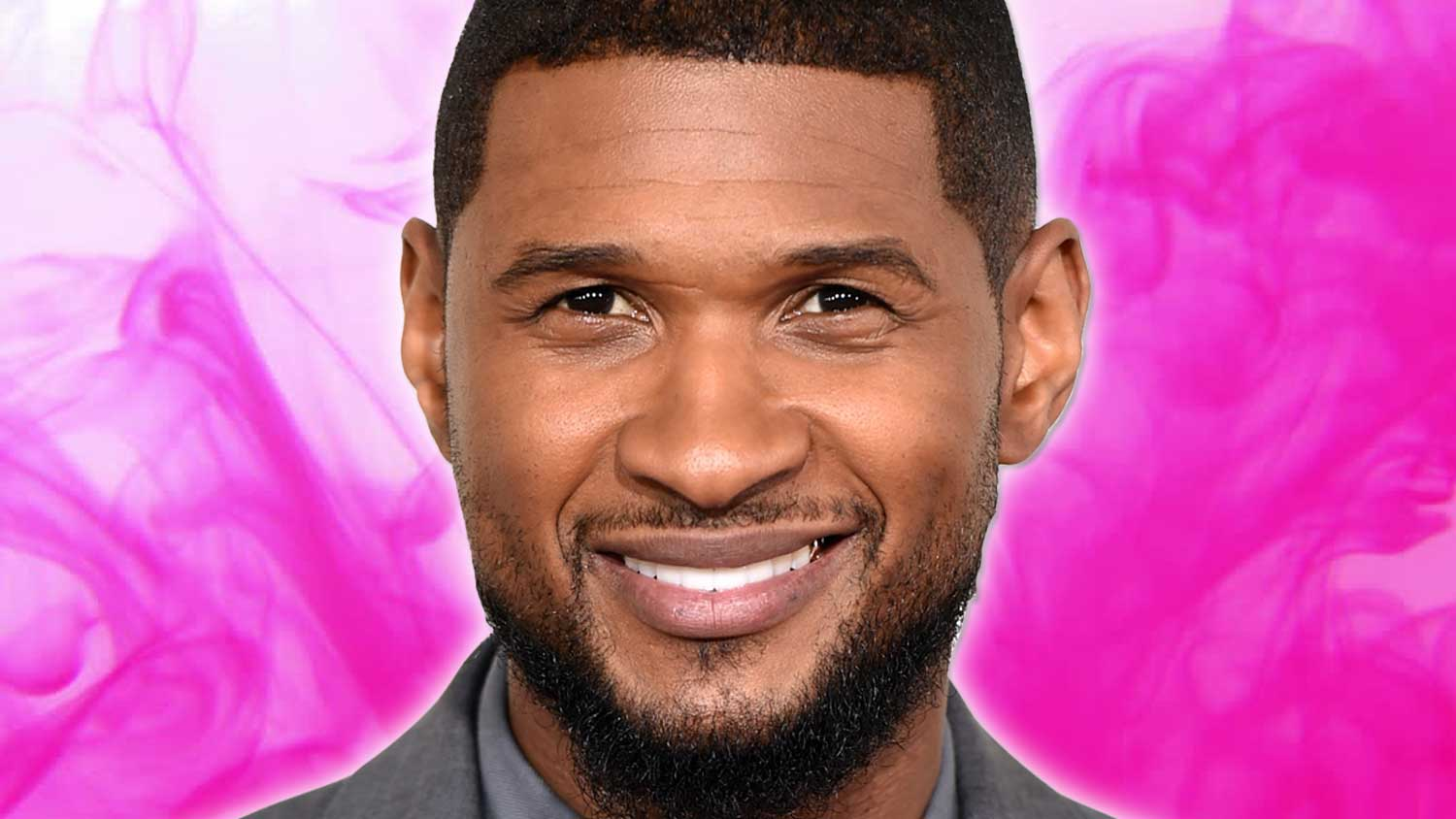 Usher Says These Vegan Burgers Make Him Feel Frisky