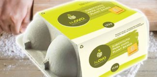 Vegan Eggs Come to the Biggest Egg Producer In South America
