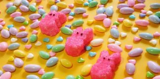 These Vegan Marshmallow Peeps Are All You Need This Easter