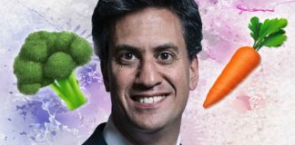 Ed Miliband Stars in New Vegan Short Film 'What If'