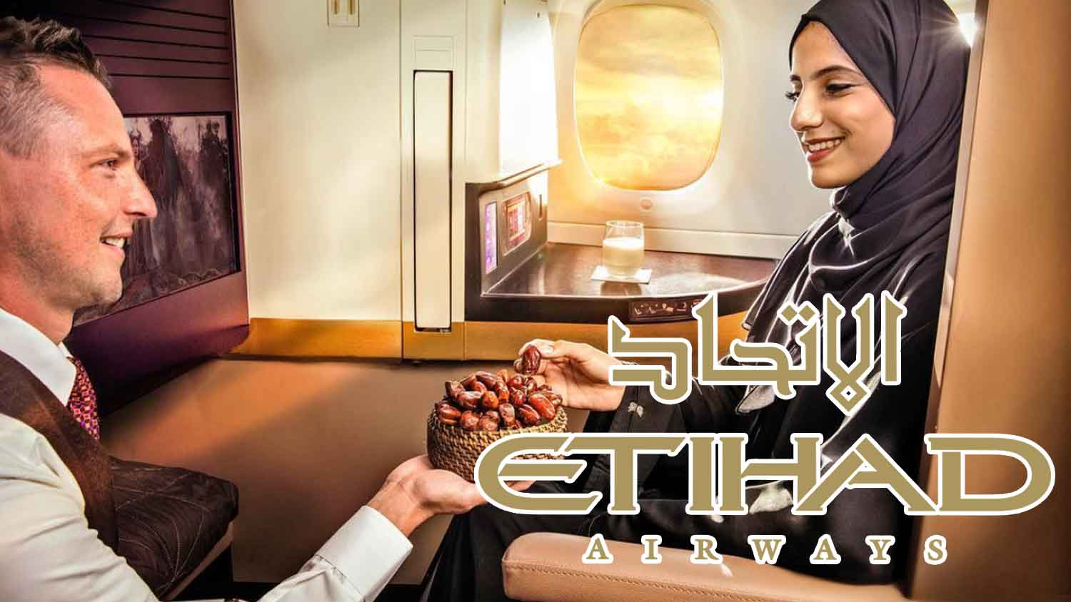 Etihad Airlines Is Dropping 80% of Its Plastic Use By 2020