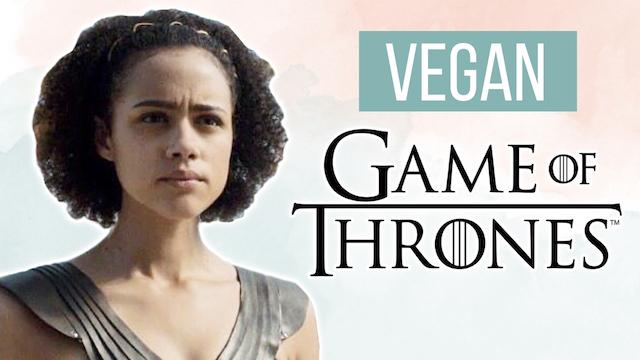 Vegan GAME OF THRONES