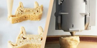 You Can Now 3D Print Your Hummus