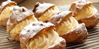 This Vegan Norwegian Pastry Is Stuffed With Dairy-Free Cream