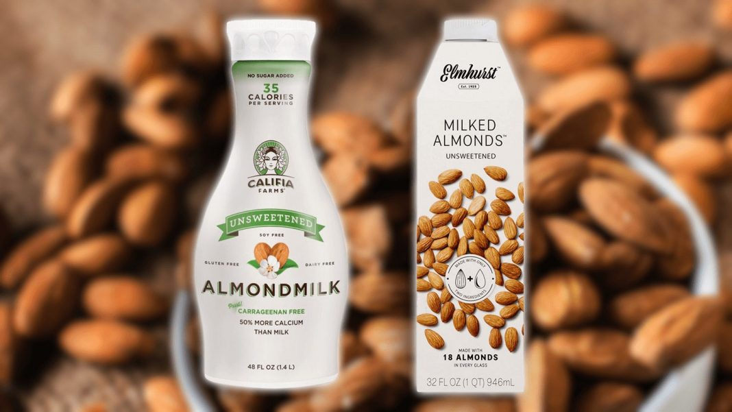 The Dairy-Free Guide to the Best Almond Milk