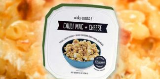 This Vegan Mac and Cheese Is Made From Cauliflower