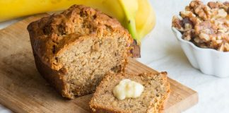 Nutty Vegan Banana Bread Just Like Grandma Used to Make
