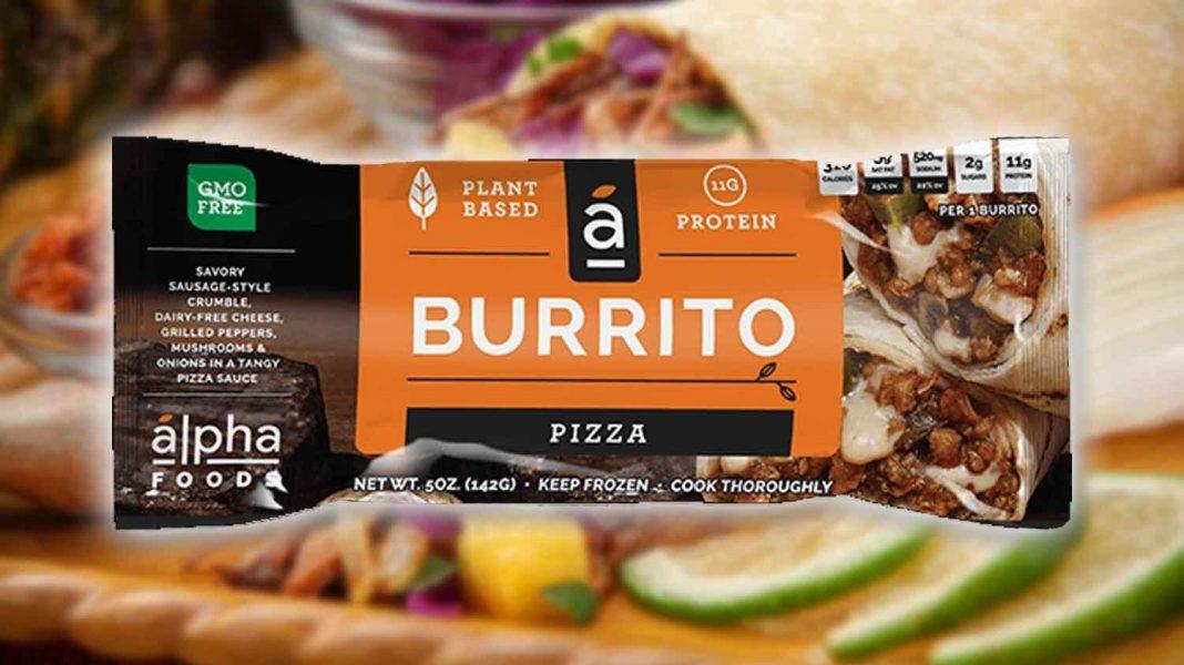 Someone Just Spent $7 Million on Vegan Burritos
