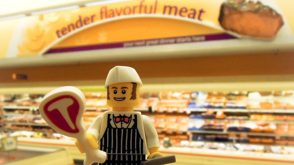 How LEGOs May Have Just Fixed the Ethical Meat Problem