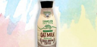 Your Favorite Cold Brew Coffee Now Comes With Oat Milk