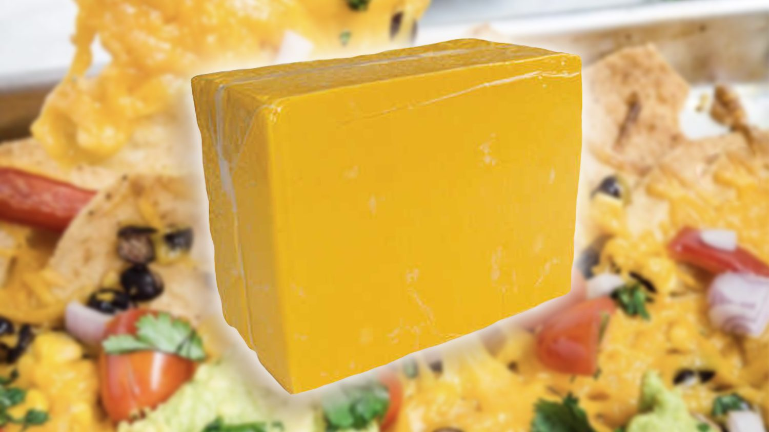 Yes, There Is a Giant 3-Pound of Vegan Nacho Cheese Waiting for You