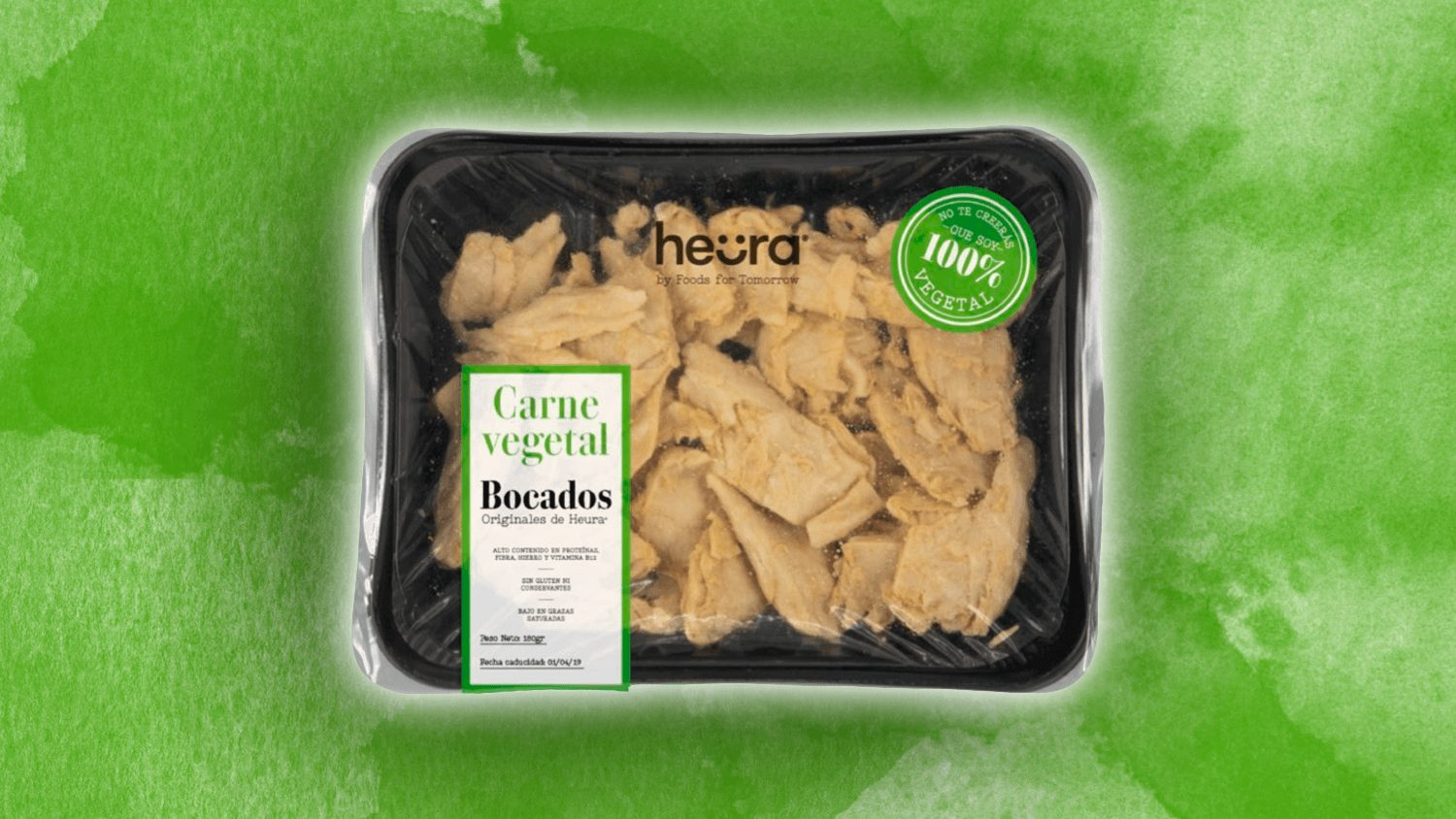 Vegan Spanish Meat Producer Expanding to 5,000 Locations