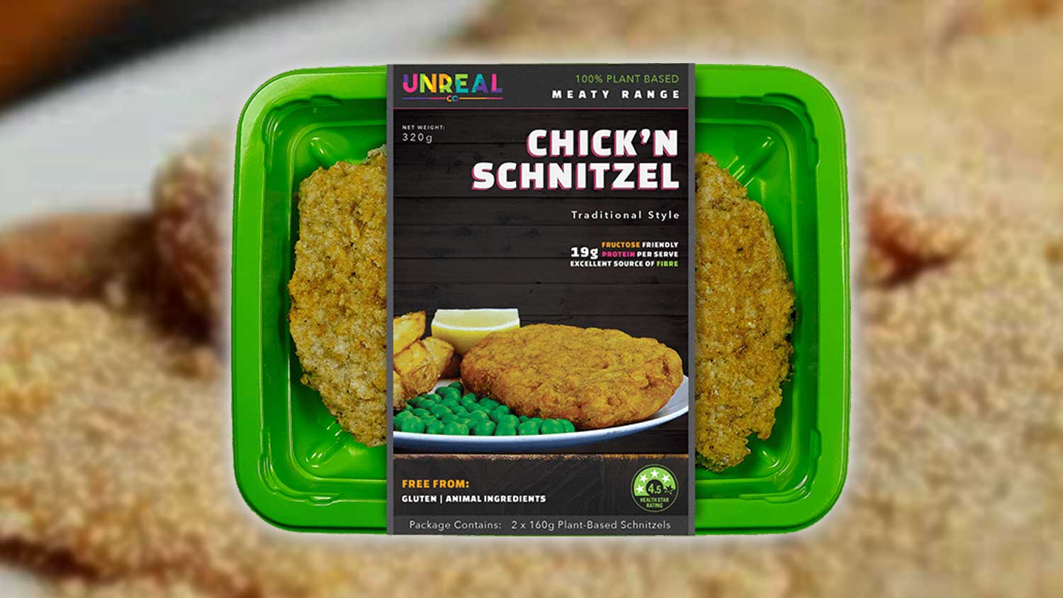 Woolworths Launches 'Unreal' Range of Vegan Chicken Products
