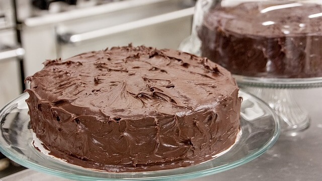 Gluten-Free Vegan 'No-Fuss' Chocolate Cake