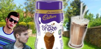 Cadbury Launches Its First Powdered Milkshake and It's Vegan