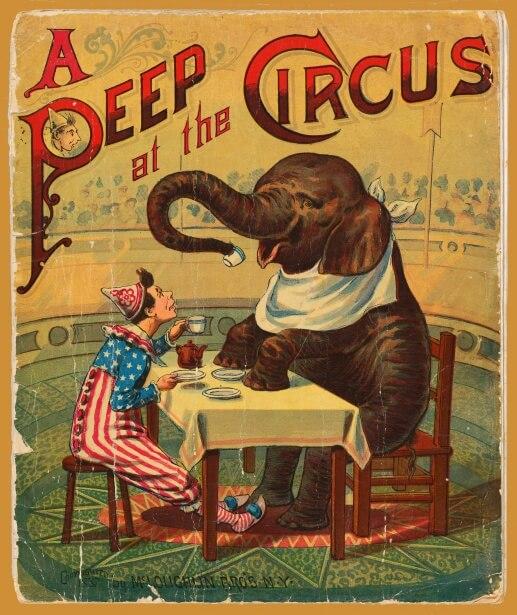 Circuses Long History of Animal Abuse
