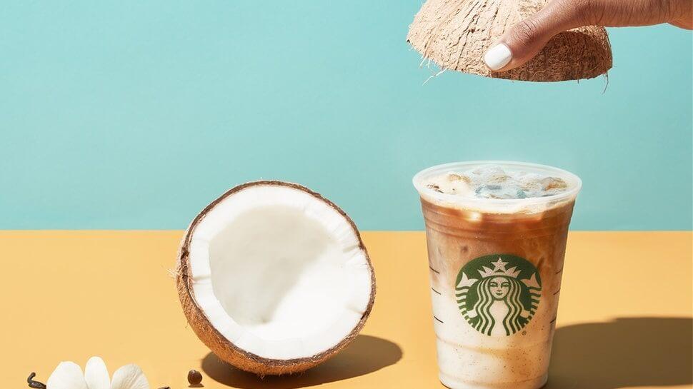 50% of Coffee Drinkers Order Dairy-Free Milk in Cafes