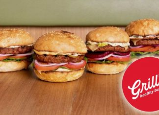 Aussie Burger Chain Goes Completely Meat Free