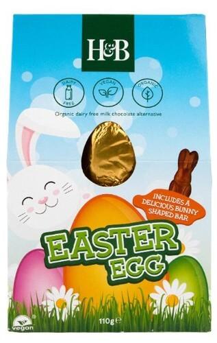 vegan easter egg