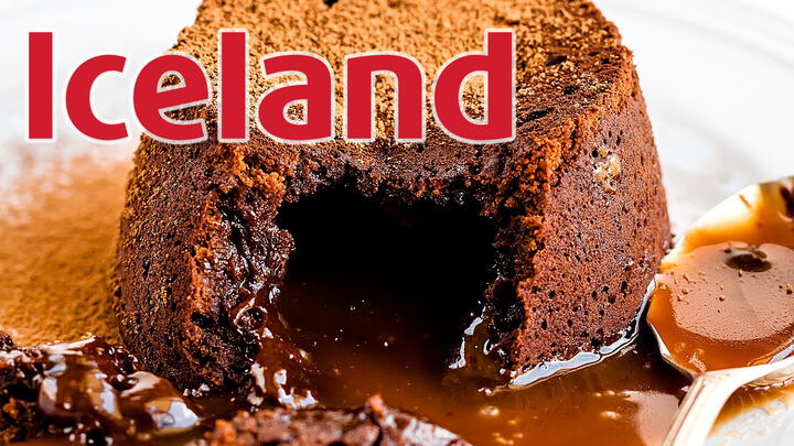 Vegan 'Melt In the Middle' Chocolate Pudding Now at Iceland Foods