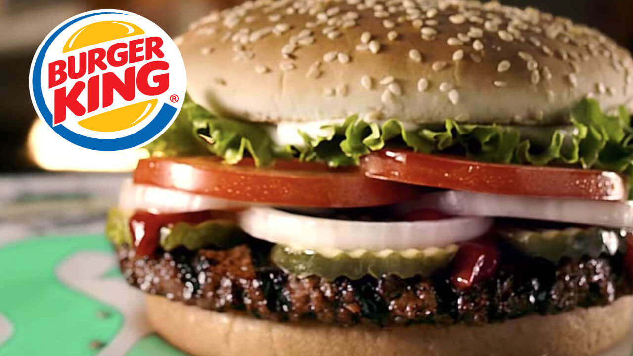 Vegan Impossible Burgers Just Launched at Burger King