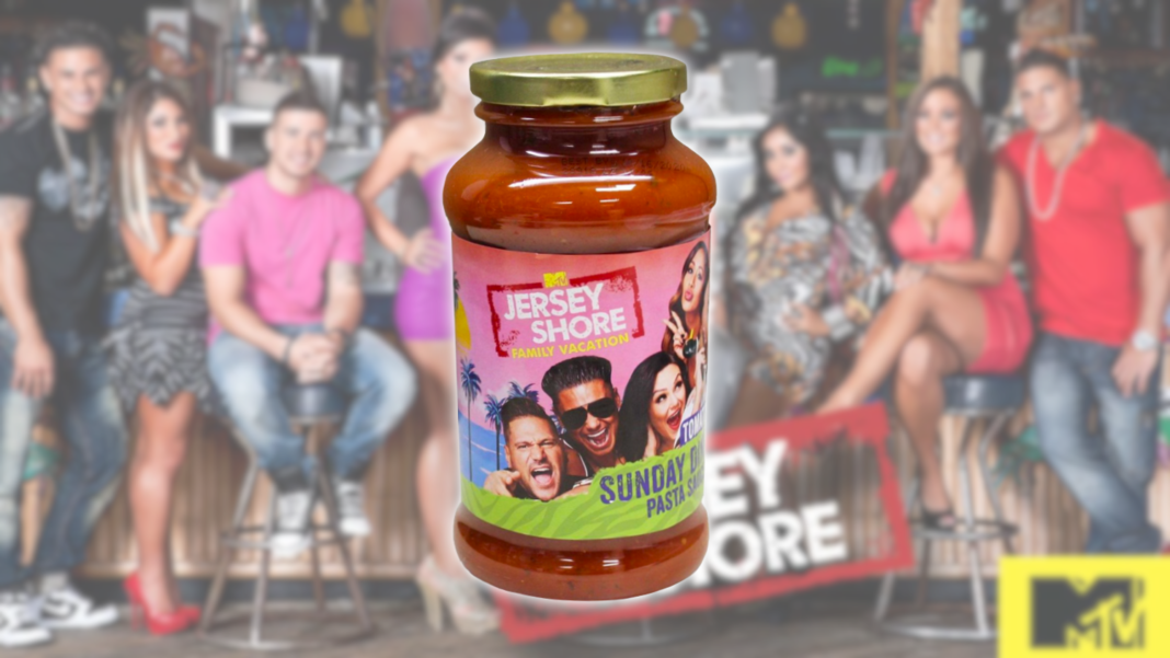 Vegan Jersey Shore Pasta Sauce Is Here to Confuse You