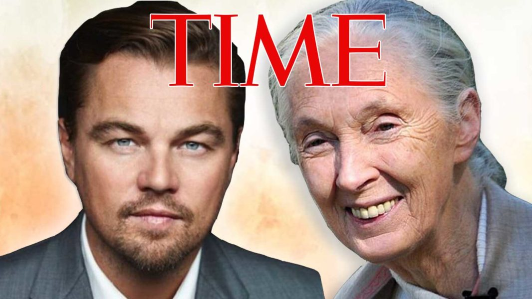 Leonardo DiCaprio's Tribute to Jane Goodall Will Make You Cry