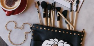 Vegan Mickey Mouse Makeup Brushes Just Launched at Target
