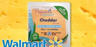 You Can Now Get Vegan Cheese Slices At Walmart Canada Locations