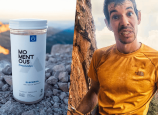 Free Soloist Alex Honnold Launches Vegan Protein to Fight Energy Poverty