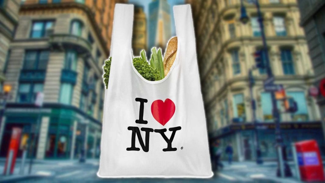New York State Is Banning Plastic Bags