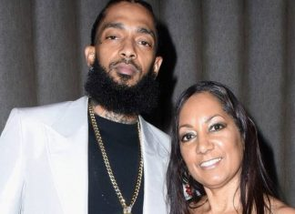 Nipsey Hussle's Mother Urges Memorial Attendees to Go Vegan