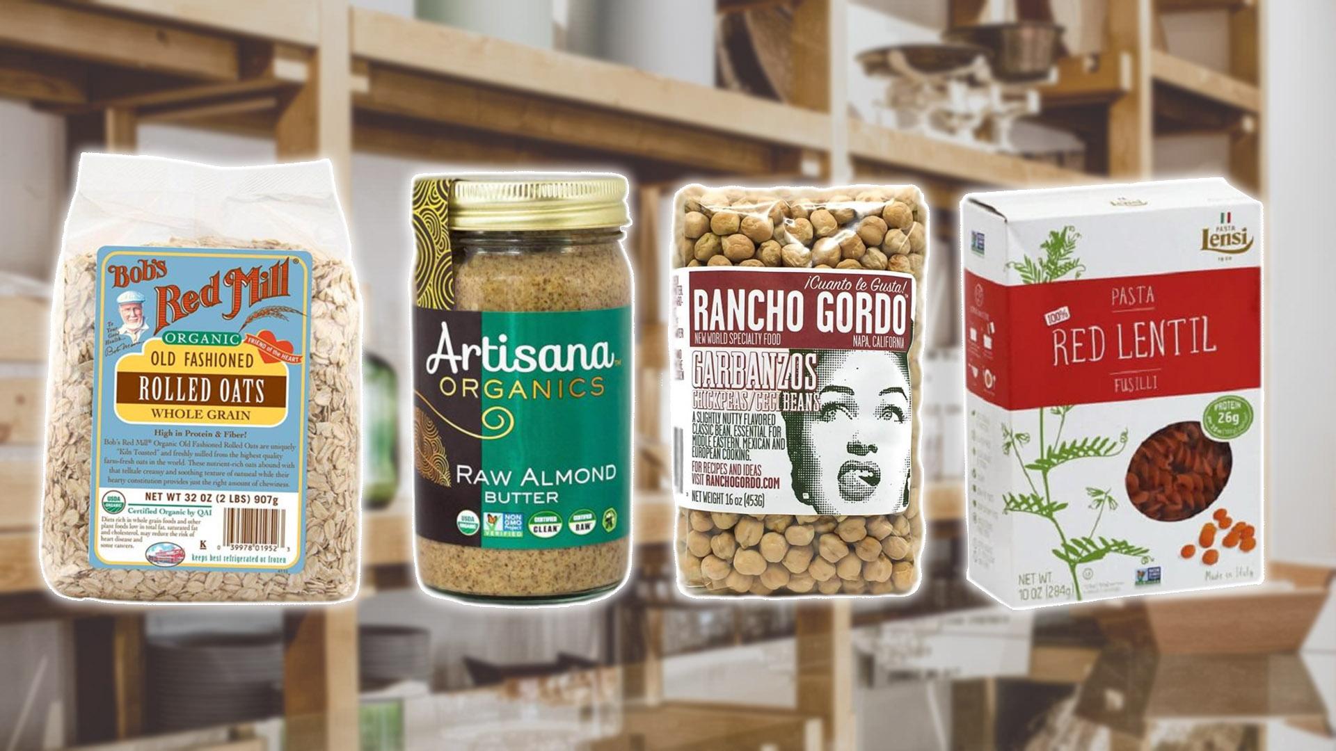 The Complete Guide to Building a Vegan Pantry