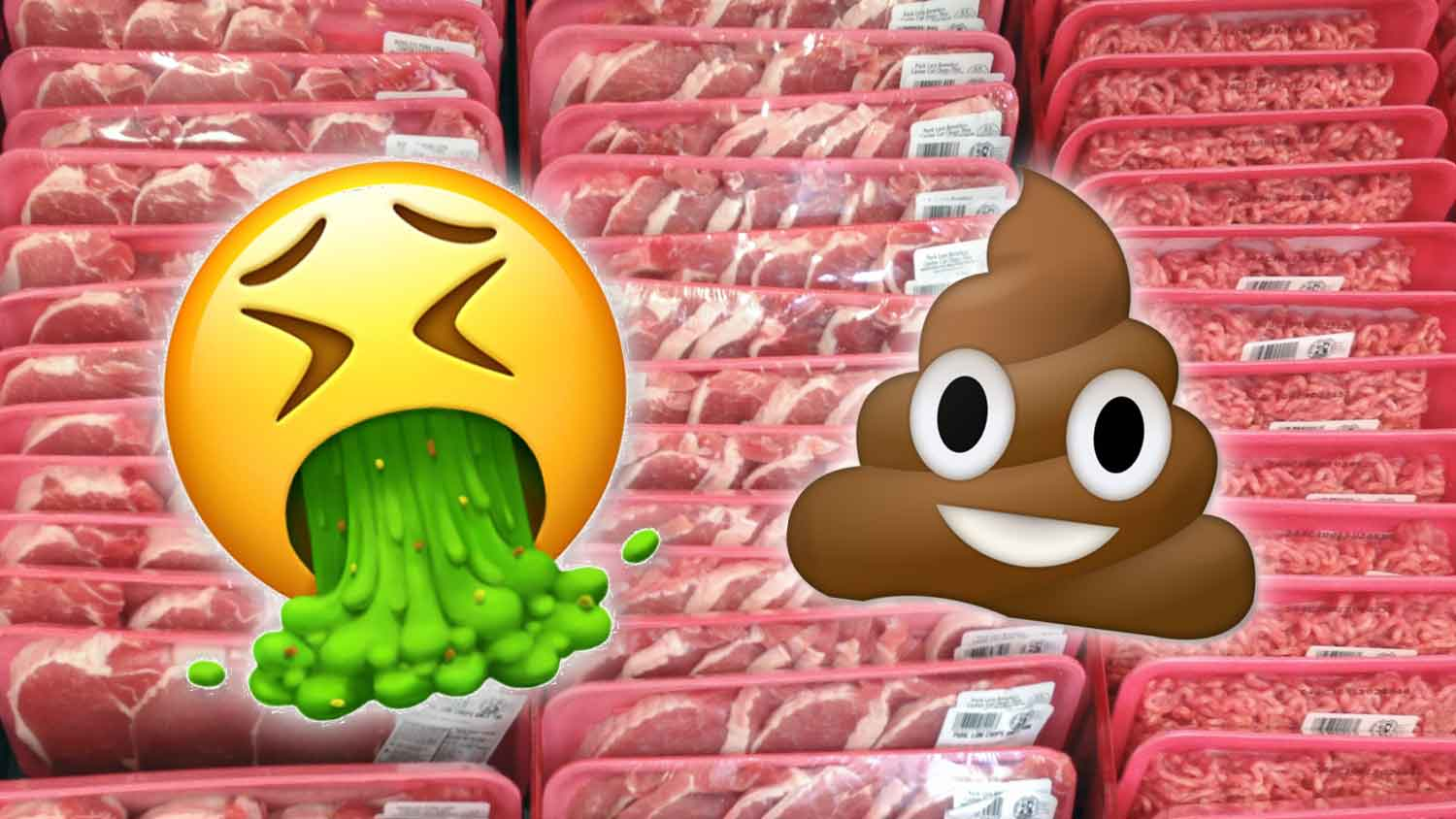 This Is How Much Poo Is Legally Allowed In Your Food