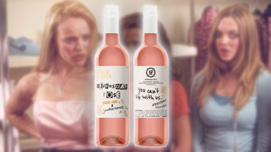 'Mean Girls' Turns 15 and There's a Vegan Wine to Help You Cope
