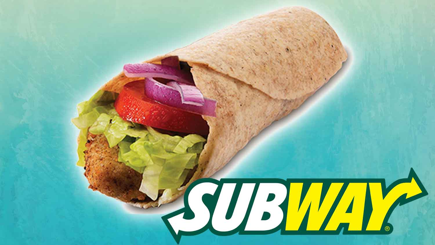 Meaty Vegan Garlic Wraps Now Available at Subway