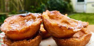Creamy Dairy-Free Portuguese Custard Tarts