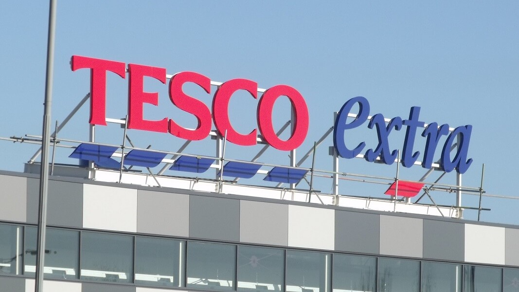 Tesco Now Has Dedicated Vegan Food Aisles