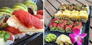 Get This Vegan Tuna Made From Tomatoes at Yuzu Sushi
