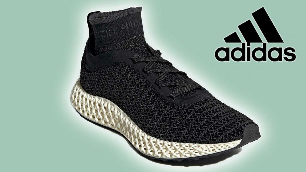 Adidas and Stella's New Vegan Shoes Are Made With '4D' Printing