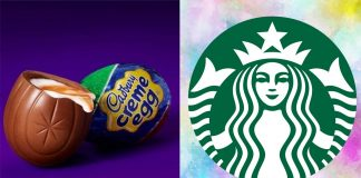 Vegan Cadbury Creme Egg Frapp Arrives at Starbucks