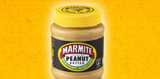 Marmite Now Comes In a Vegan Peanut Butter Flavor