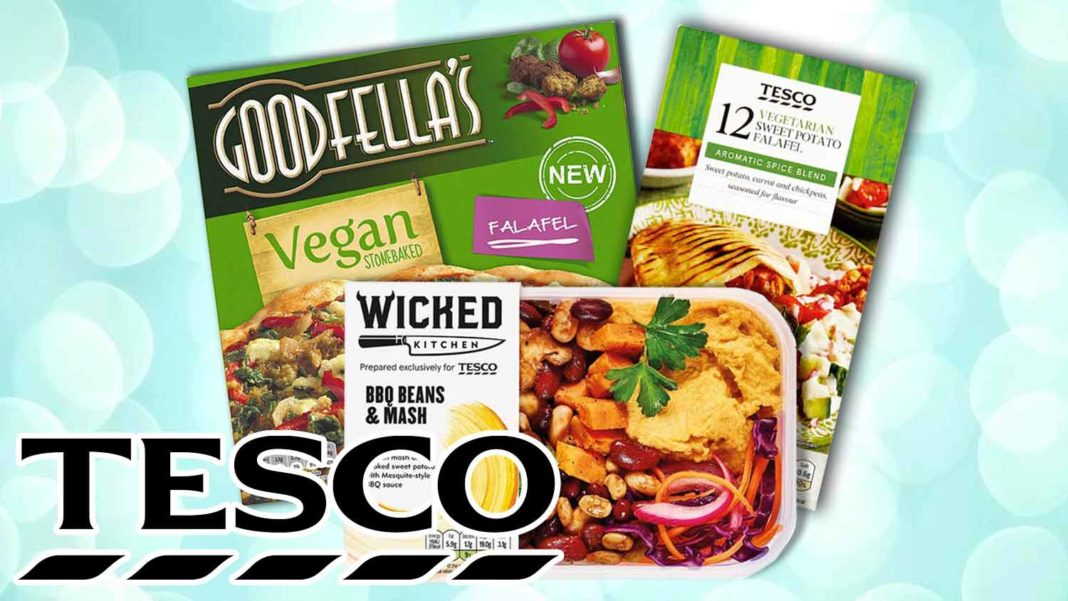 The Complete Vegan Guide To Tesco Updated May 23 2019