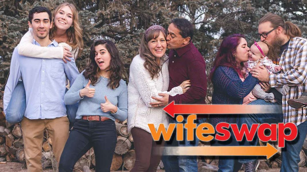 'Wife Swap' Is Back After 6 Years and It's Going Vegan