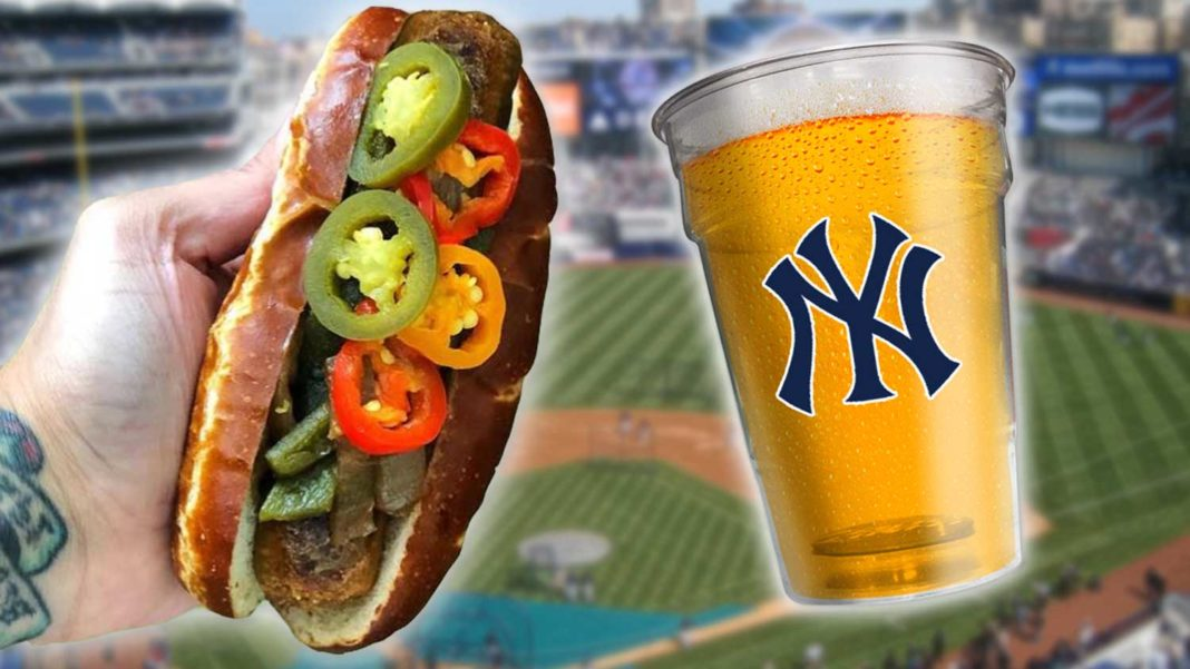 The Complete Guide to Vegan Food at Yankee Stadium