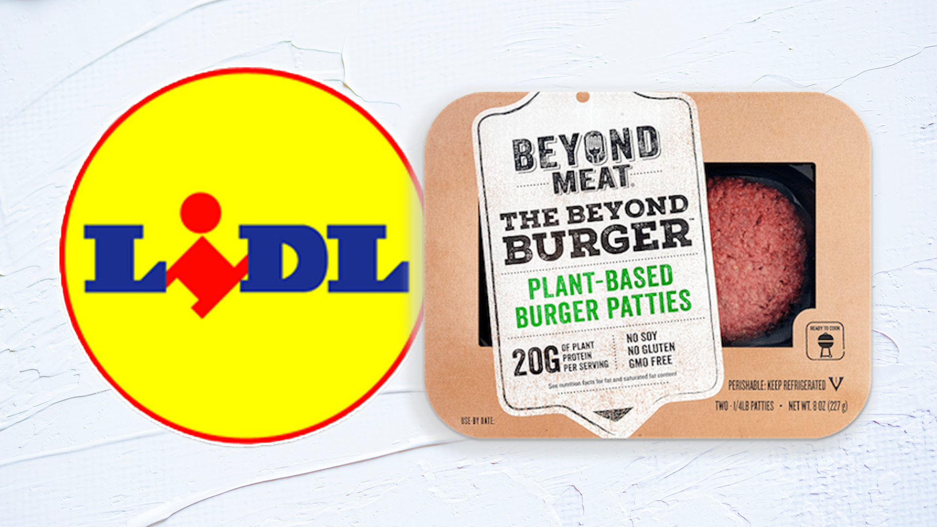 Vegan Beyond Burgers Sold Out At All Lidl Supermarkets 'Immediately'