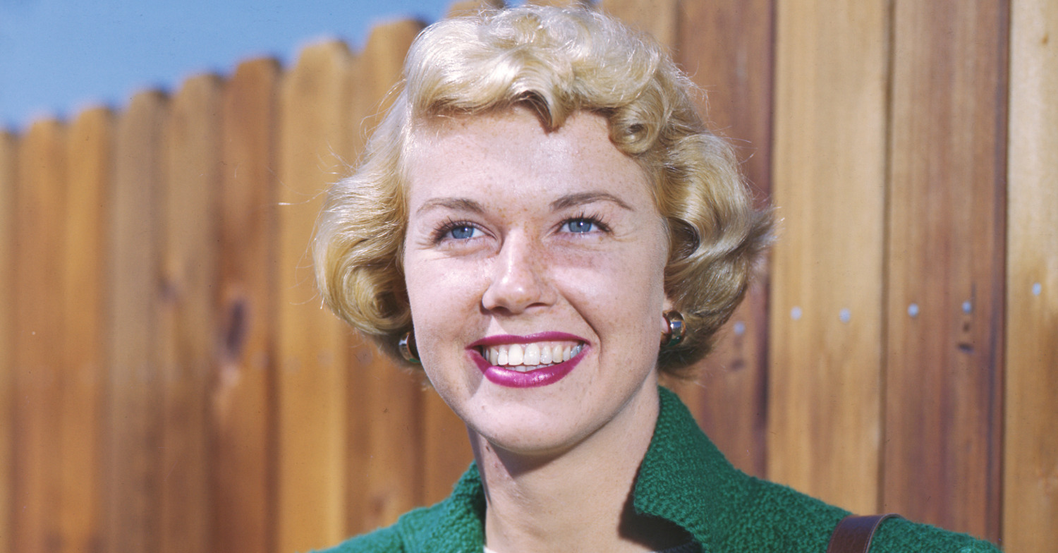 Photo of Doris Day, who may have left all her money for animals.