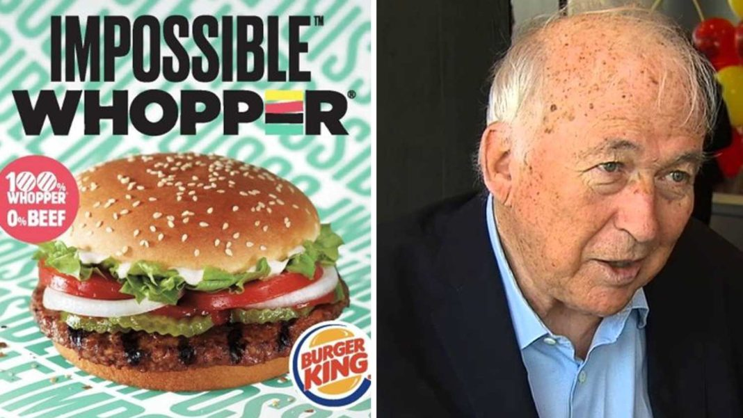 Hungry Jack's Invests $1 Million Into Vegan Whopper